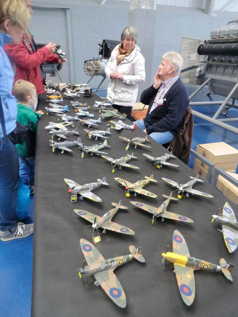 les Aéropuces au Musée de l Air du Bourget Brocan25