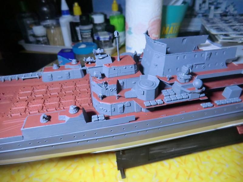 Croiseur Russe Admiral Ushakov 1/350 - Page 3 Crois106