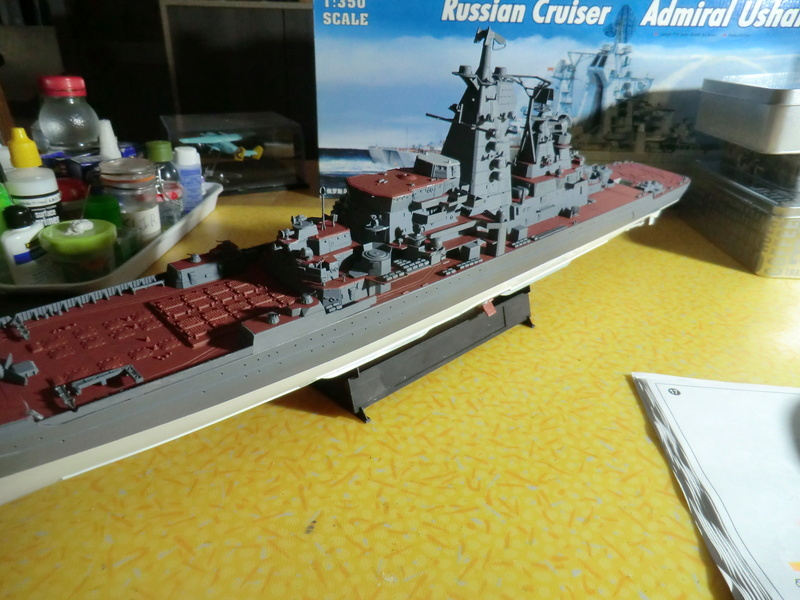 Croiseur Russe Admiral Ushakov 1/350 - Page 3 Crois116