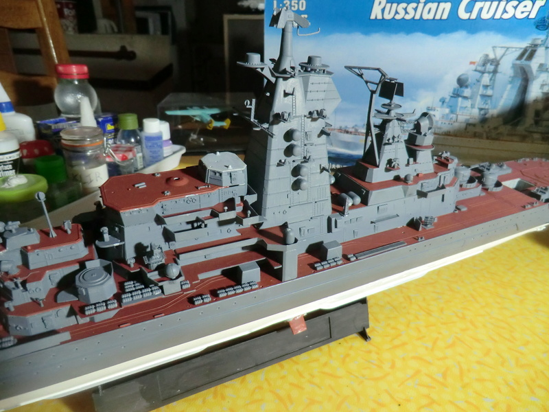 Croiseur Russe Admiral Ushakov 1/350 - Page 3 Crois117