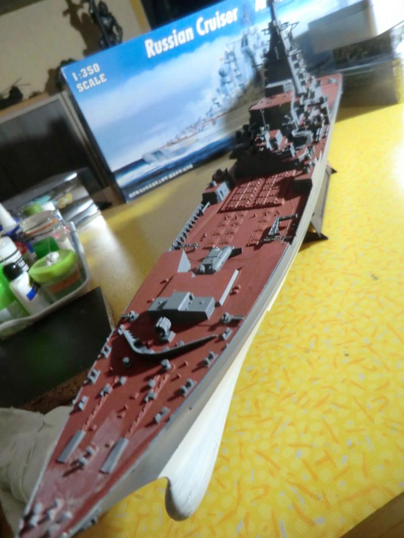Croiseur Russe Admiral Ushakov 1/350 - Page 3 Crois118