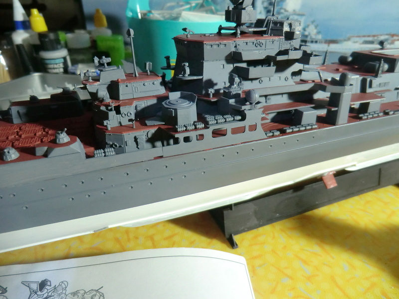 Croiseur Russe Admiral Ushakov 1/350 - Page 3 Crois123