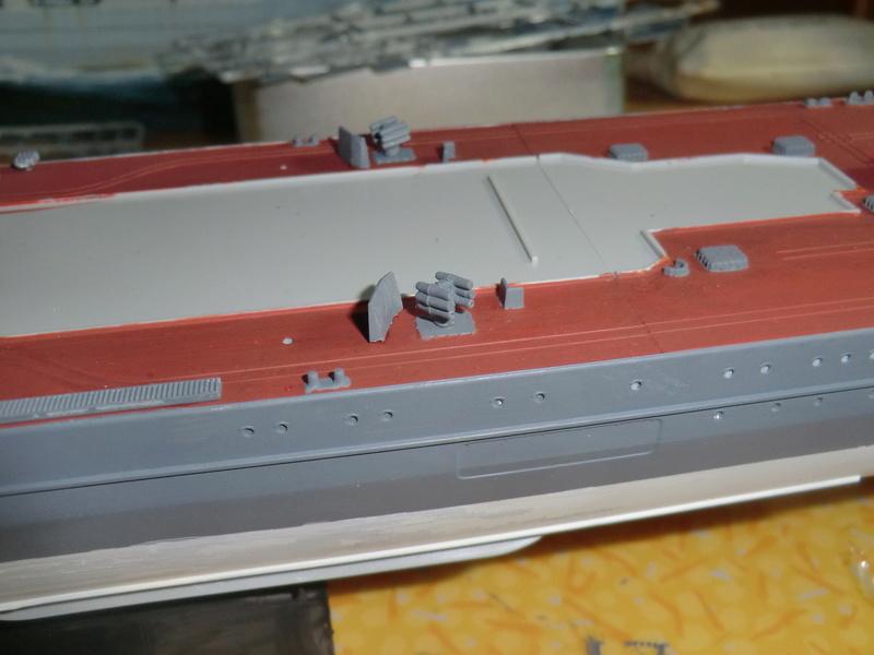 Croiseur Russe Admiral Ushakov 1/350 - Page 3 Croise72