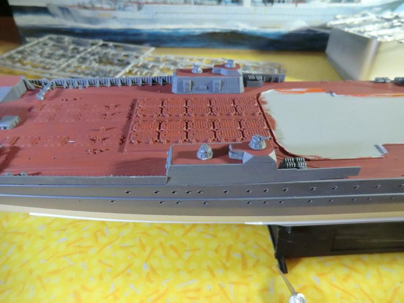 Croiseur Russe Admiral Ushakov 1/350 - Page 3 Croise74
