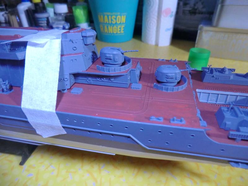 Croiseur Russe Admiral Ushakov 1/350 - Page 3 Croise98