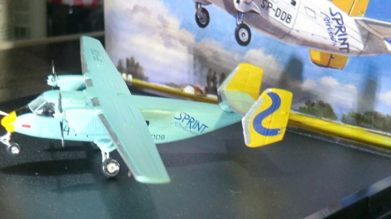 AN-28 Amodel 1/144 Monta114