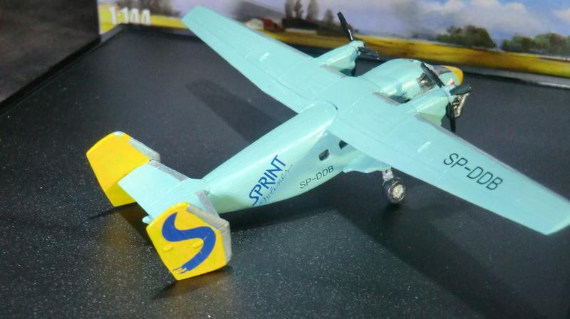 AN-28 Amodel 1/144 Monta115