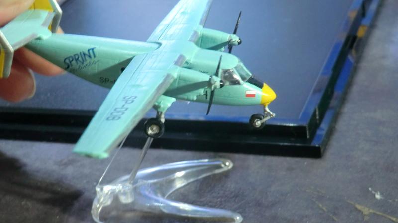 AN-28 Amodel 1/144 Monta117