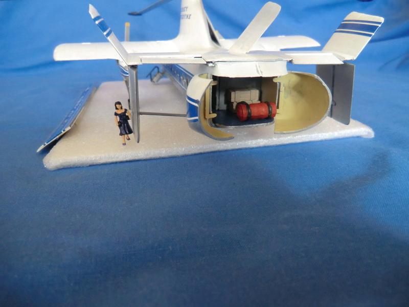 montage d'un Fairey rotodyne 1/78 Revell - Page 3 Photos32