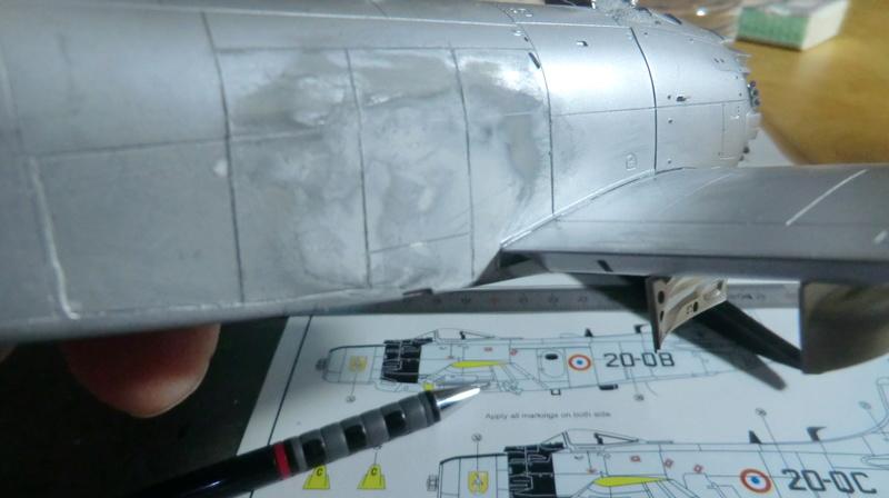 Montage d'un Skyraider Français tamiya 1/48 - Page 2 Skyrai72