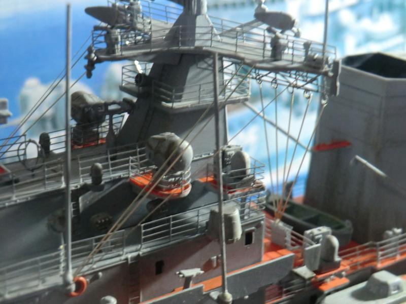 destroyer Sovremenny type 956,Trumpéter 1/200 - Page 15 Sovre520