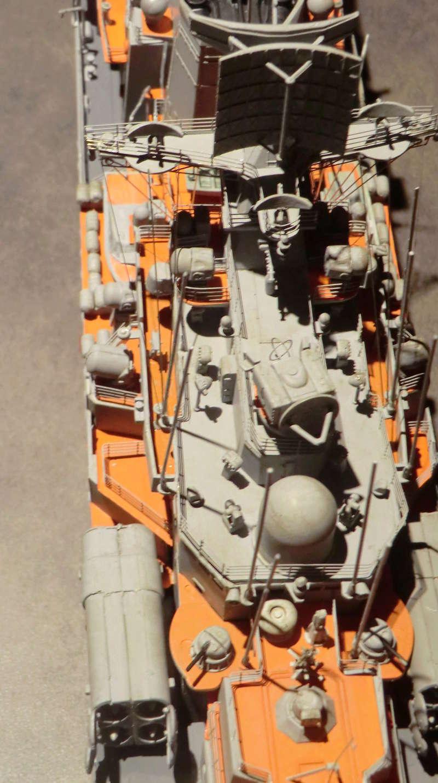destroyer Sovremenny type 956,Trumpéter 1/200 - Page 17 Sovre555