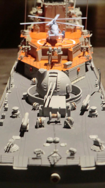 destroyer Sovremenny type 956,Trumpéter 1/200 - Page 17 Sovre558