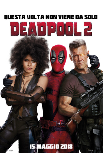 [film] Deadpool 2 (2018) Cattur12