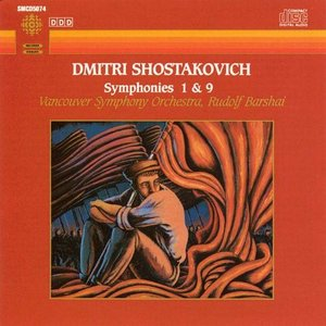 Chostakovitch - Symphonie n°9 Mi000121