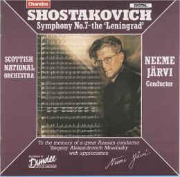 """Chostakovitch : Symphonie n°7 """"Leningrad"""" R-427310"""