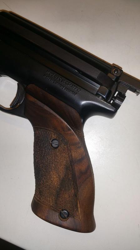 Pistolet Feinwerkbau Modèle 65 / 4.5 20171011