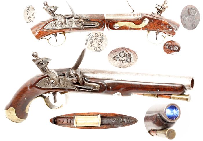 fusil à silex à identifier Dragoo10