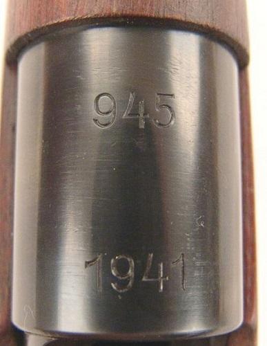 cotes mauser 33/40 G331210