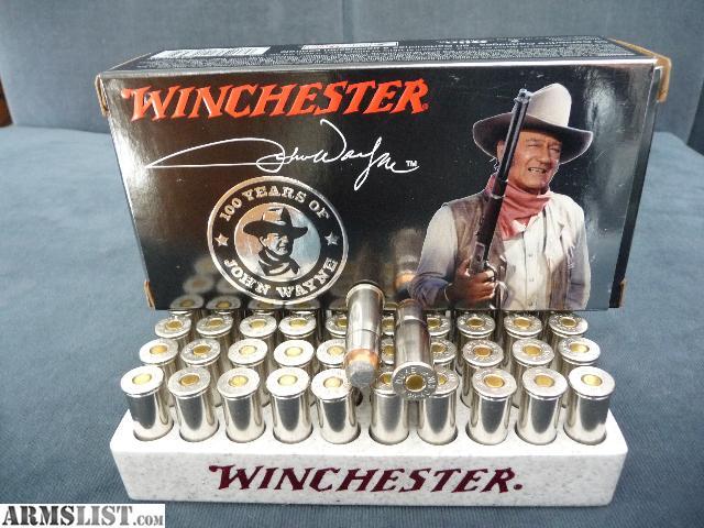 John Wayne continue à grimper scandaleusement dans les salles de ventes - Page 2 Winch_27