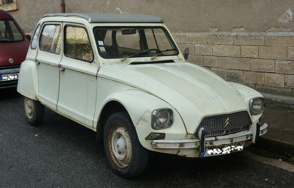 Citroën Dyane P1140752