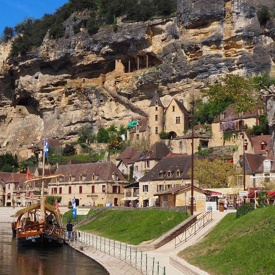 Les gabarres de la Dordogne. P4180042