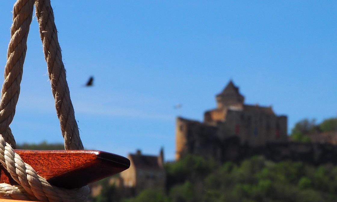 Les gabarres de la Dordogne. P4180066