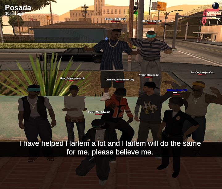 La Calle 18, Evil Deadend Gangsters - Page 7 Templa11