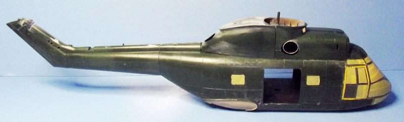 """SA 330 PUMA """"Hélicoptères BLUGEON"""" Revell 1/32 Dscf5920"""