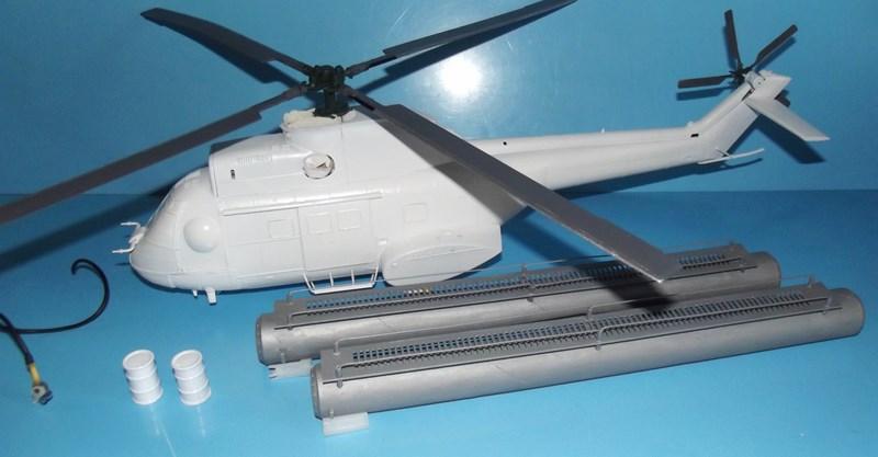 """SA 330 PUMA """"Hélicoptères BLUGEON"""" Revell 1/32 Dscf5931"""