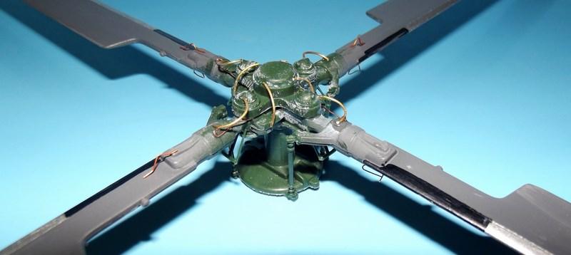 """SA 330 PUMA """"Hélicoptères BLUGEON"""" Revell 1/32 Dscf5938"""