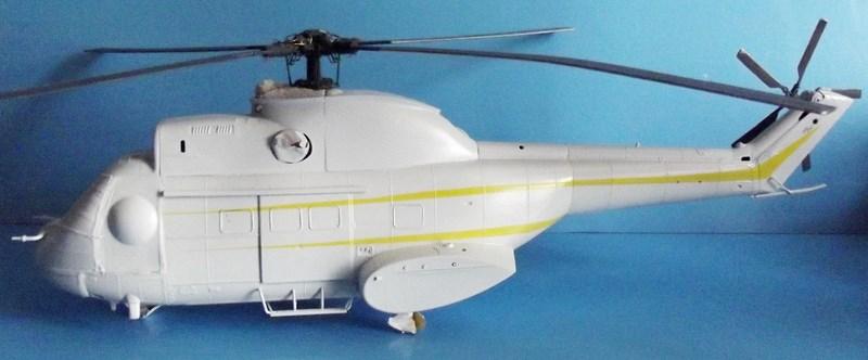 """SA 330 PUMA """"Hélicoptères BLUGEON"""" Revell 1/32 Dscf5940"""