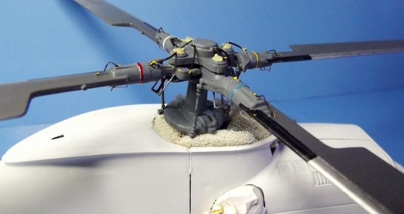 """SA 330 PUMA """"Hélicoptères BLUGEON"""" Revell 1/32 Dscf5944"""