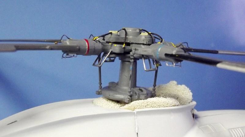 """SA 330 PUMA """"Hélicoptères BLUGEON"""" Revell 1/32 Dscf5946"""