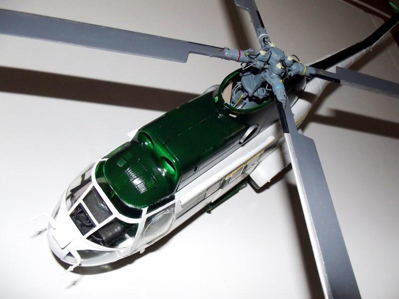 """SA 330 PUMA """"Hélicoptères BLUGEON"""" Revell 1/32 Dscf5956"""