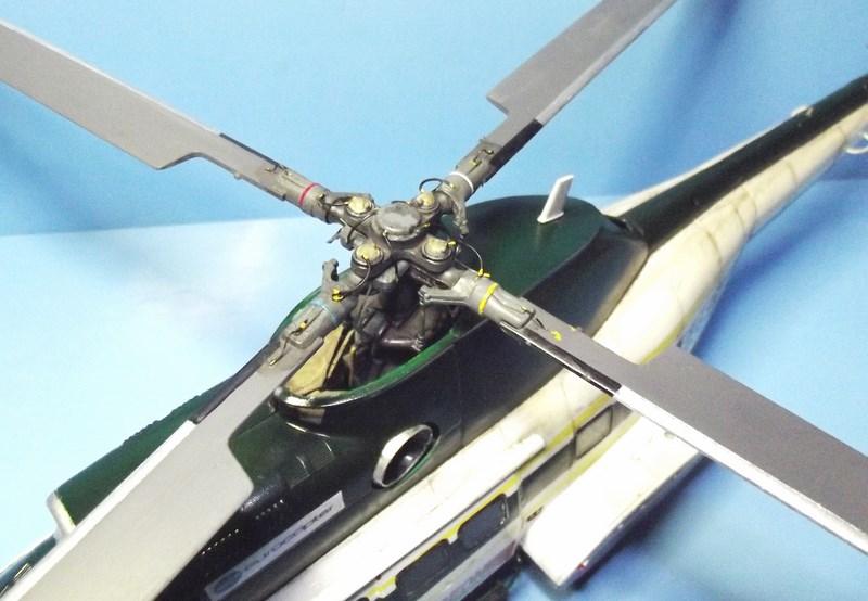 """SA 330 PUMA """"Hélicoptères BLUGEON"""" Revell 1/32 Dscf6015"""