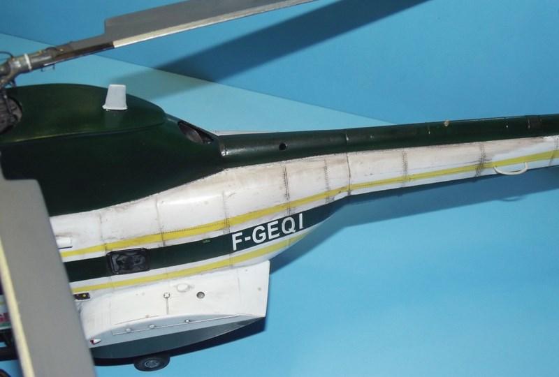 """SA 330 PUMA """"Hélicoptères BLUGEON"""" Revell 1/32 Dscf6022"""