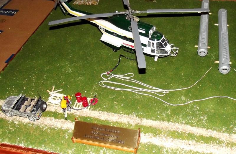 """SA 330 PUMA """"Hélicoptères BLUGEON"""" Revell 1/32 Dscf6312"""