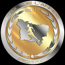 logo trail de l'année