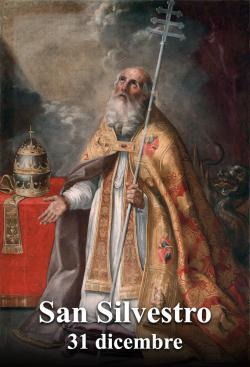 Ma chi era San Silvestro? Sansil10