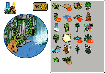 [ALL] Rinserito l'Affare Stanza Laguna Tropicale in Catalogo su Habbo! Scree231