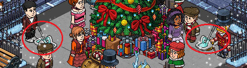 Hashtag xmas17 su Habbolife Forum Scree377