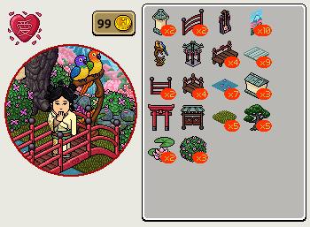 [ALL] Reinserito: Affare Giardino Giapponese dell'Amore in Catalogo! Scree550