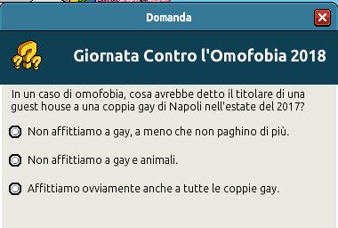 [IT] 17 Maggio: Quiz sulla Giornata Contro l'Omofobia 2018 - Pagina 2 Scree950