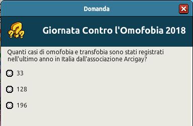 [IT] 17 Maggio: Quiz sulla Giornata Contro l'Omofobia 2018 - Pagina 2 Scree951