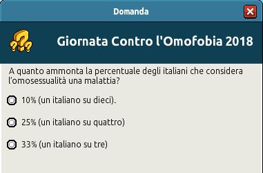 [IT] 17 Maggio: Quiz sulla Giornata Contro l'Omofobia 2018 - Pagina 2 Scree954