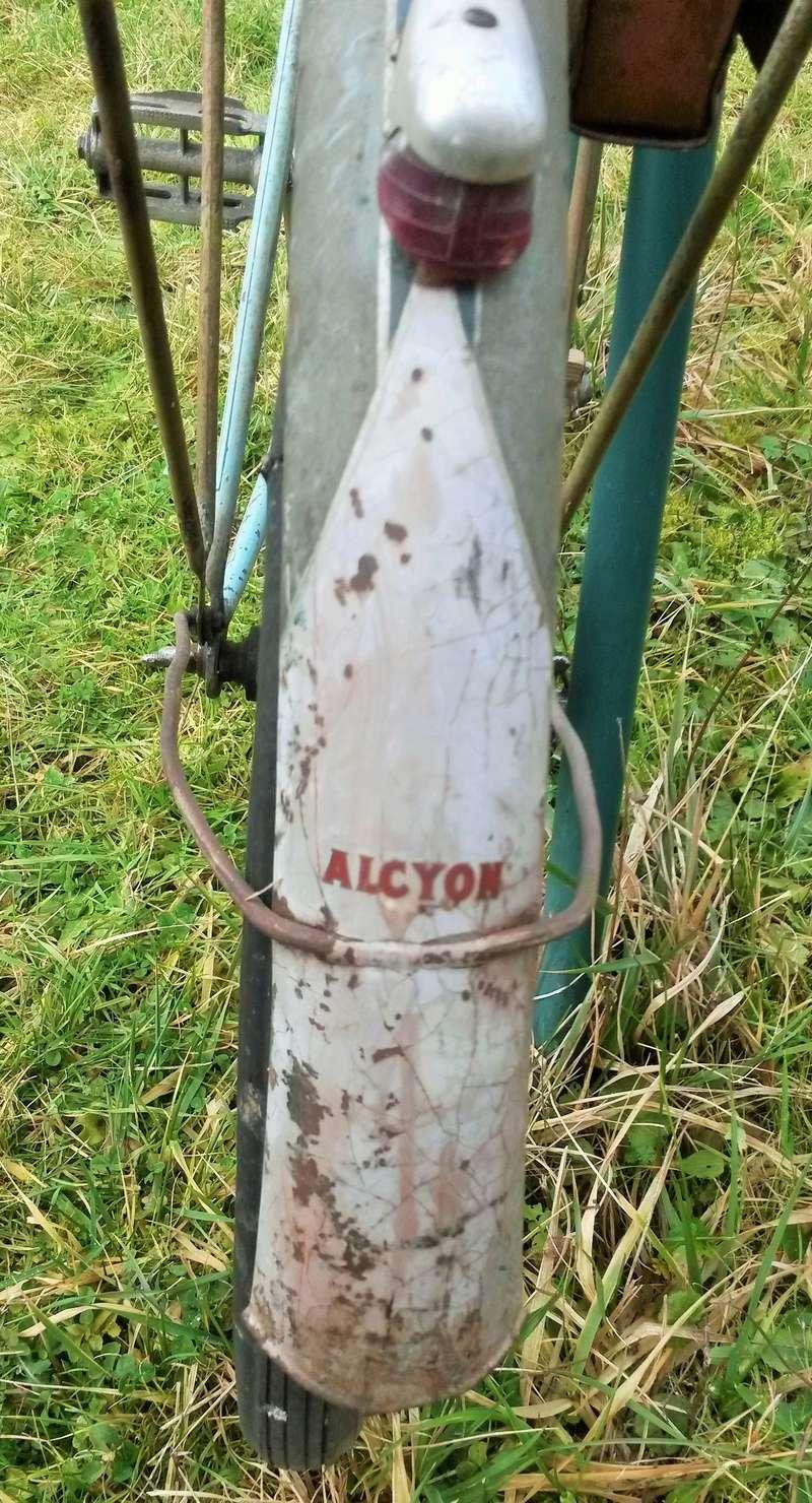 Alcyon cadre spéciale 01312