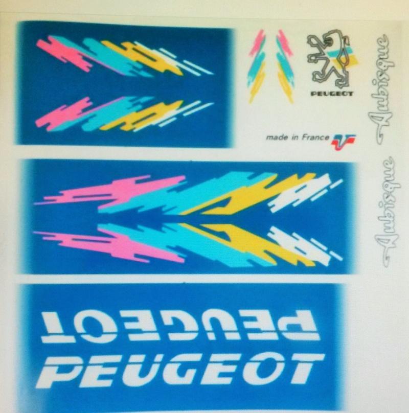 cadre course PEUGEOT  PH 10 LS  : remontage d'époque ! 1986  - Page 3 20171109