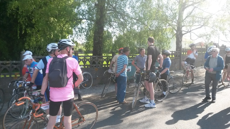 """ la MARCEL JOURDE "" , balade cycliste vintage le 21 avril 2018 (87) - Page 2 20180422"