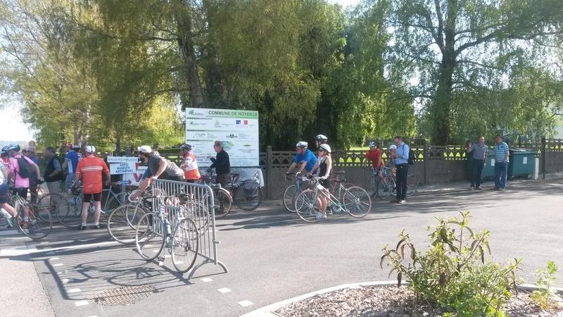 """ la MARCEL JOURDE "" , balade cycliste vintage le 21 avril 2018 (87) - Page 2 20180424"